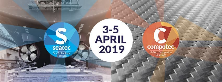 compotec seatec 2019 materiali compositi
