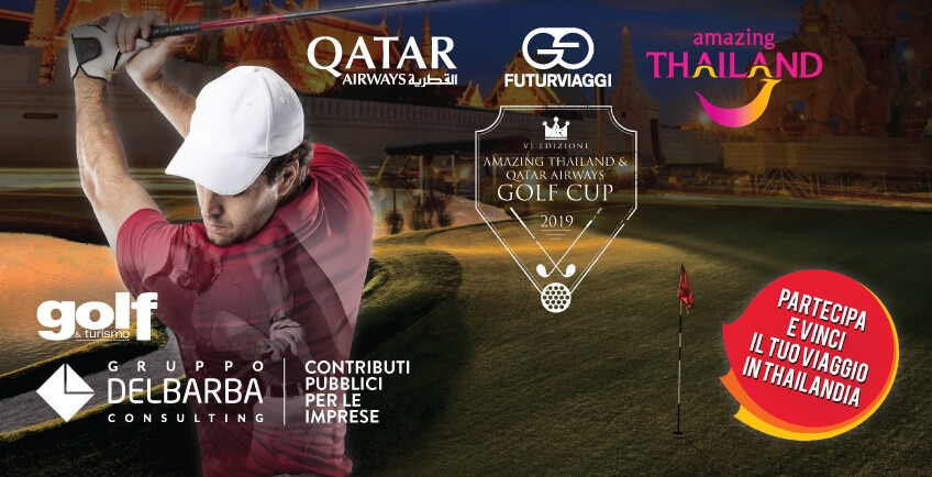 torneo golf amazing thailand qatar airways golf cup