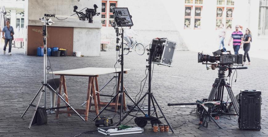produzione audiovisiva cinematografica