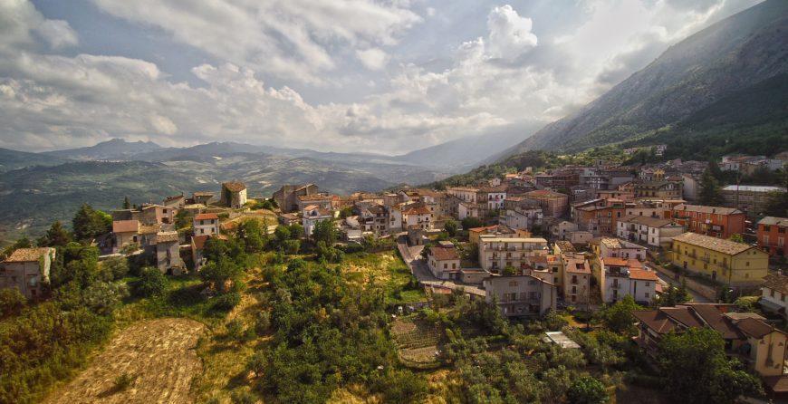 Abruzzo por fesr centro italia