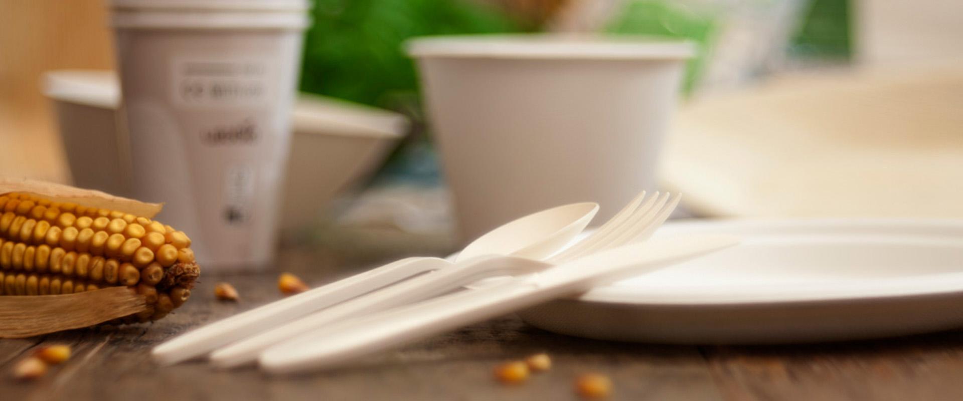 incentivi ambiente posate bioplastica compostabili - Finanza Agevolata