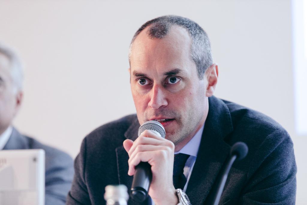 Stefano Ciacciarelli convention gruppo del barba